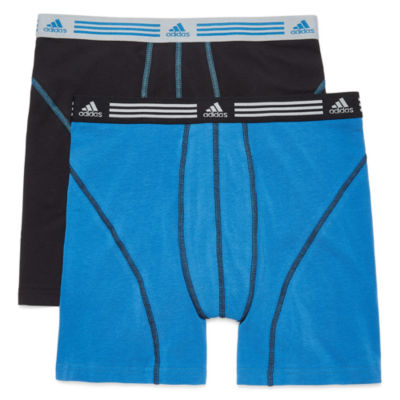 adidas® 2-pk. Athletic Stretch climalite® Boxer Briefs