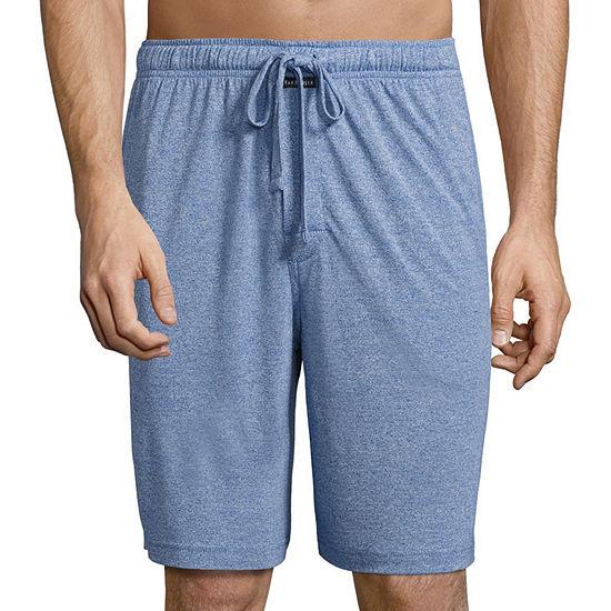 Van Heusen Knit Pajama Shorts - Men's