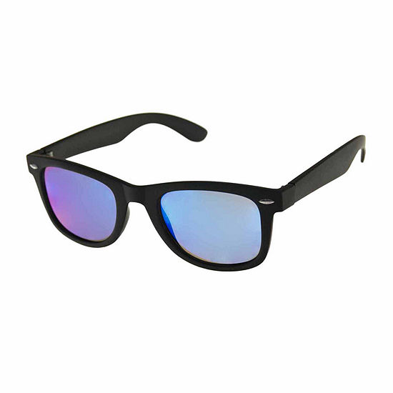 Arizona Men's Retro Rectangular Sunglasses