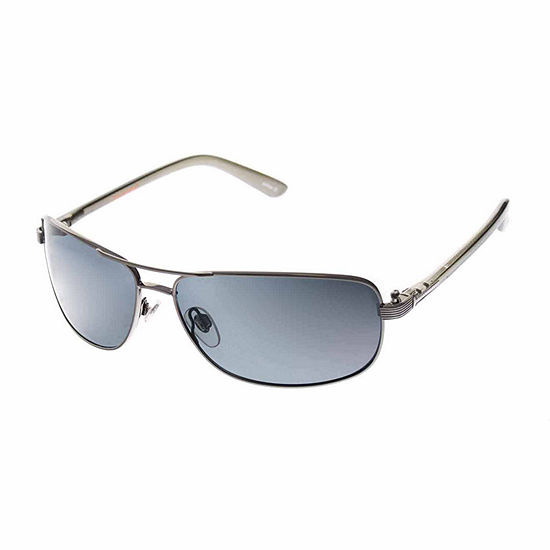 Dockers Mens Rectangular Sunglasses
