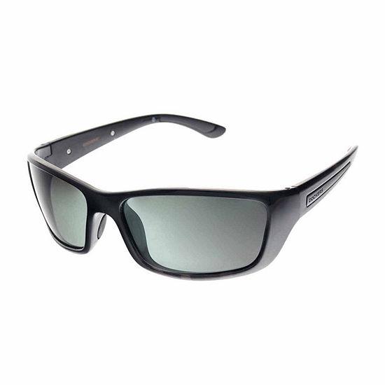 Dockers Mens Wrap Around Sunglasses