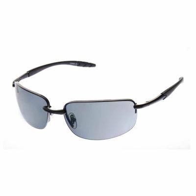 Dockers Mens Rimless Sunglasses