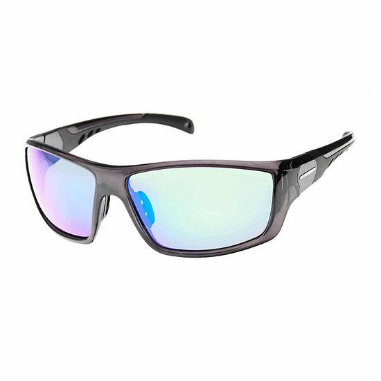 Xersion Polarized Sport Wrap Sunglasses