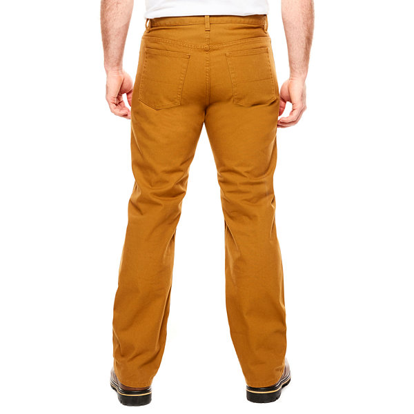Big Mac Relaxed Fit Flat Front Pants