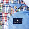 U.S. Polo Assn. Classic Fit Woven Patchwork Sport Coat