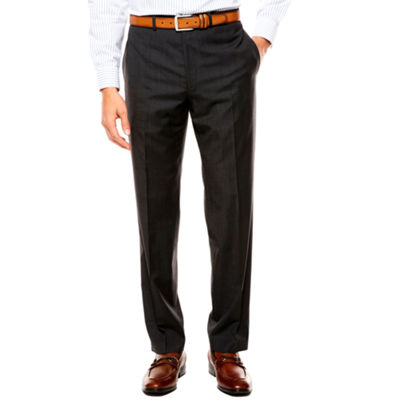 Collection by Michael Strahan  Pattern Slim Fit Suit Pants - Slim