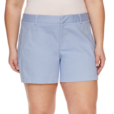 a.n.a Chino Shorts-Plus