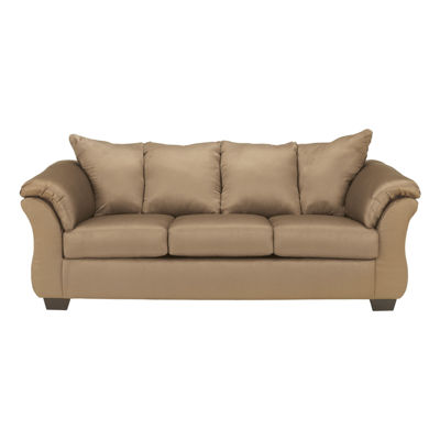 Signature Design By Ashley® Madeline Fabric Pad Arm Sofa