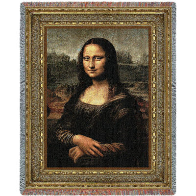Mona Lisa Blanket