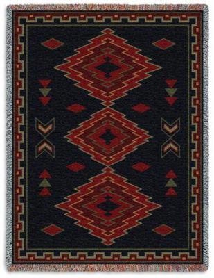 Taos Chenille Blanket