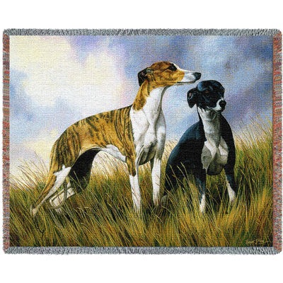 Greyhounds Blanket