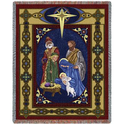 Nativity Blanket