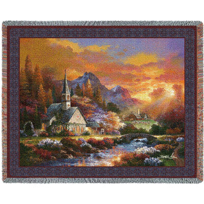 Morning Of Hope Blanket