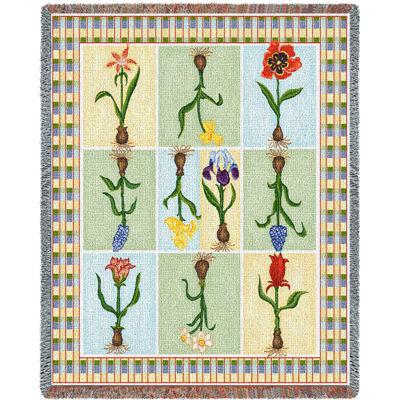 Floral Delight Blanket