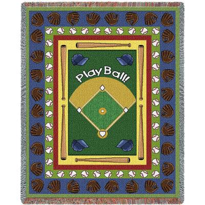 Play Ball Blanket