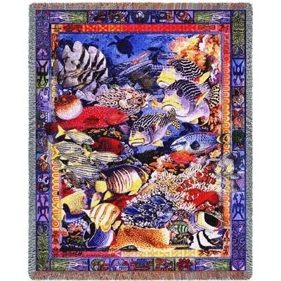 Undersea Paradise Blanket