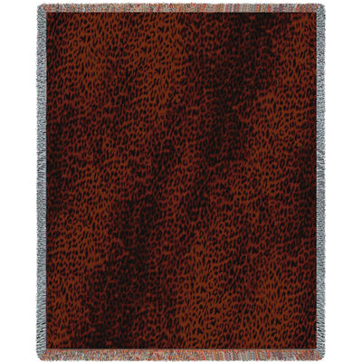 Leopard Skin Light Blanket