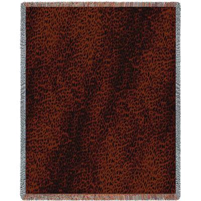 Leopard Skin Light Blanket