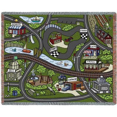 Road Play Mat Blanket