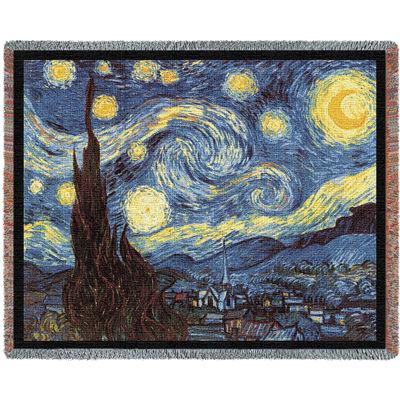 Starry Night Blanket