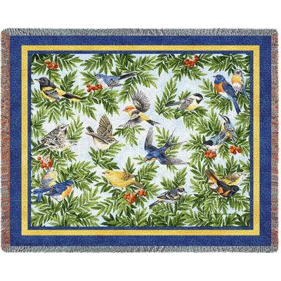 Songbirds Blanket