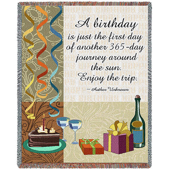 Your Birthday Blanket