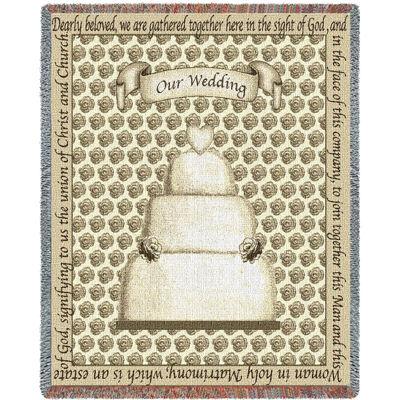 Wedding Cake Blanket
