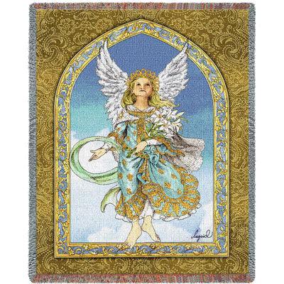 Mint Angel Blanket