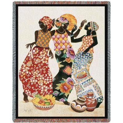 Jubilation Tapestry Blanket