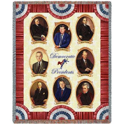 Great Democrats I Blanket