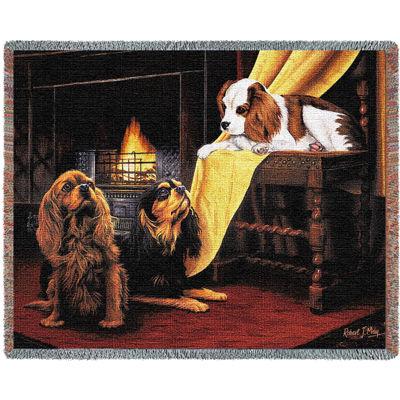 Cavalier King Charles Spaniel Blanket