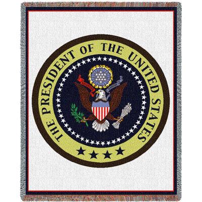 Presidential Seal Blanket