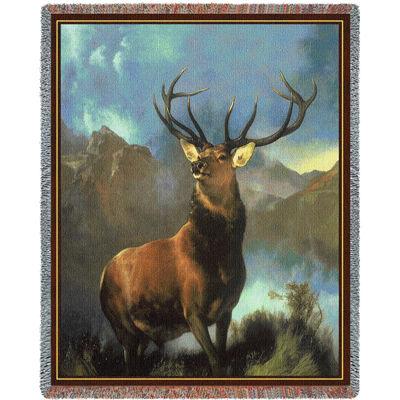 Monarch Of The Glen Blanket