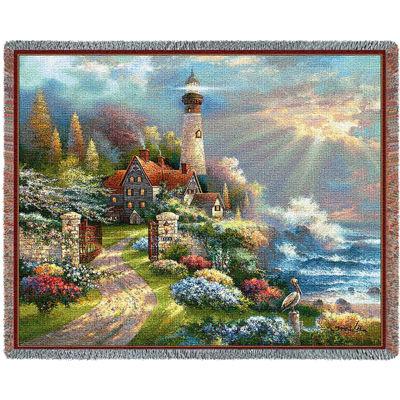 Coastal Splendor Blanket