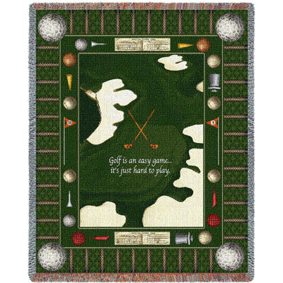 Golf Game Blanket