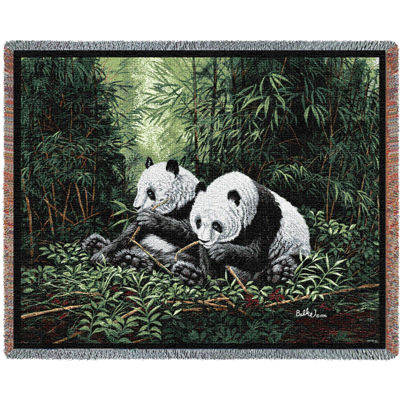 Pandas Blanket