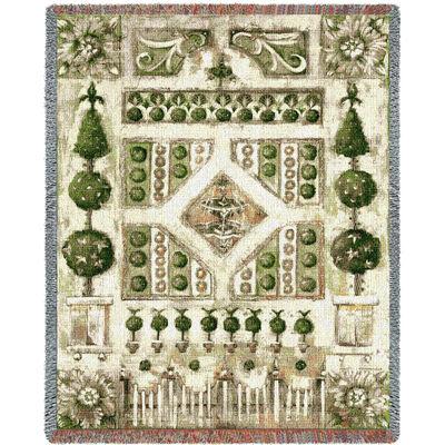 Garden Gate Blanket
