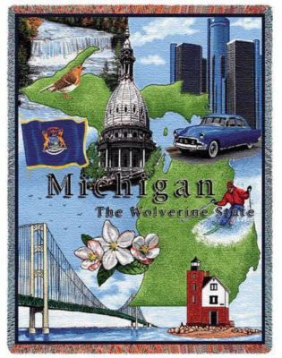 Michigan Blanket