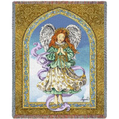 Angel in Prayer Blanket