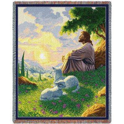 Green Pastures Blanket