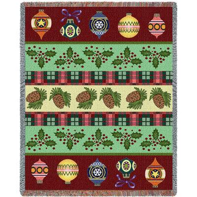 Christmas Banding Blanket