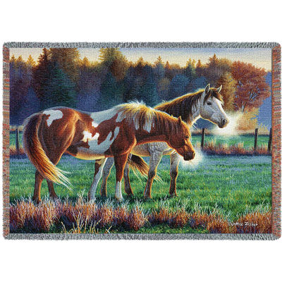 Pasture Buddies Blanket