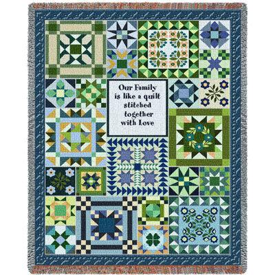Cool Family Quilt Blanket