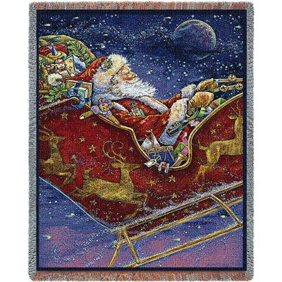 Midnight Ride Blanket