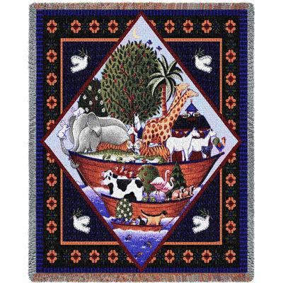 Noahs Ark Coco Small Blanket