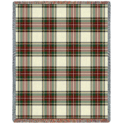 Stewart Dress Plaid Blanket