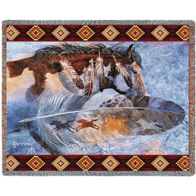 Horsefeathers Blanket