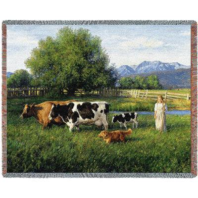 Country Girl Blanket