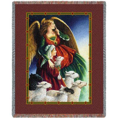 Shepherd Boy and Angel Blanket