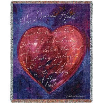Generous Heart Blanket